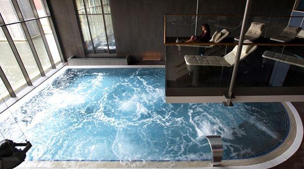 Really nice #pool - Quality #Spa & Resort #Strömstad