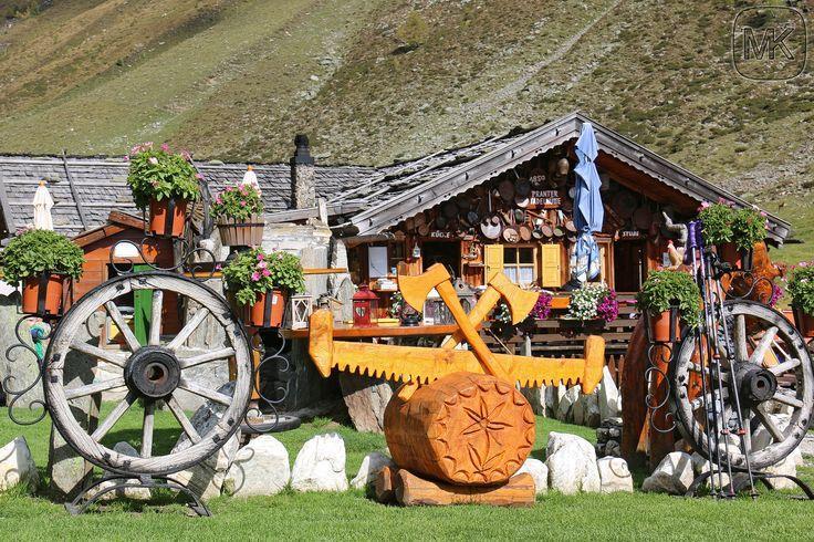 Südtirol - Wanderung im Altfasstal zur Pranter Stadelhütte - #suedtirol #wandern #berge #urlaub #natur #altfasstal #meransen #pranterstadelhuette