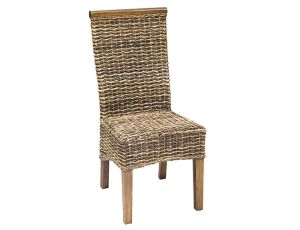 Zanzibar Chair Timber Top