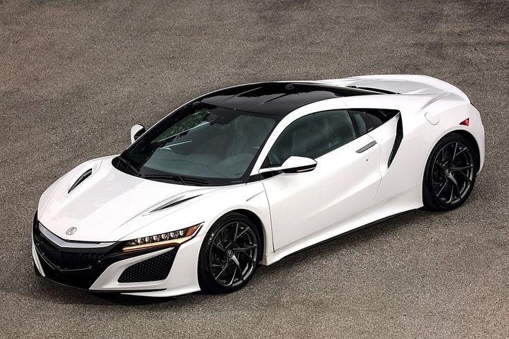 Honda NSX Hybrid