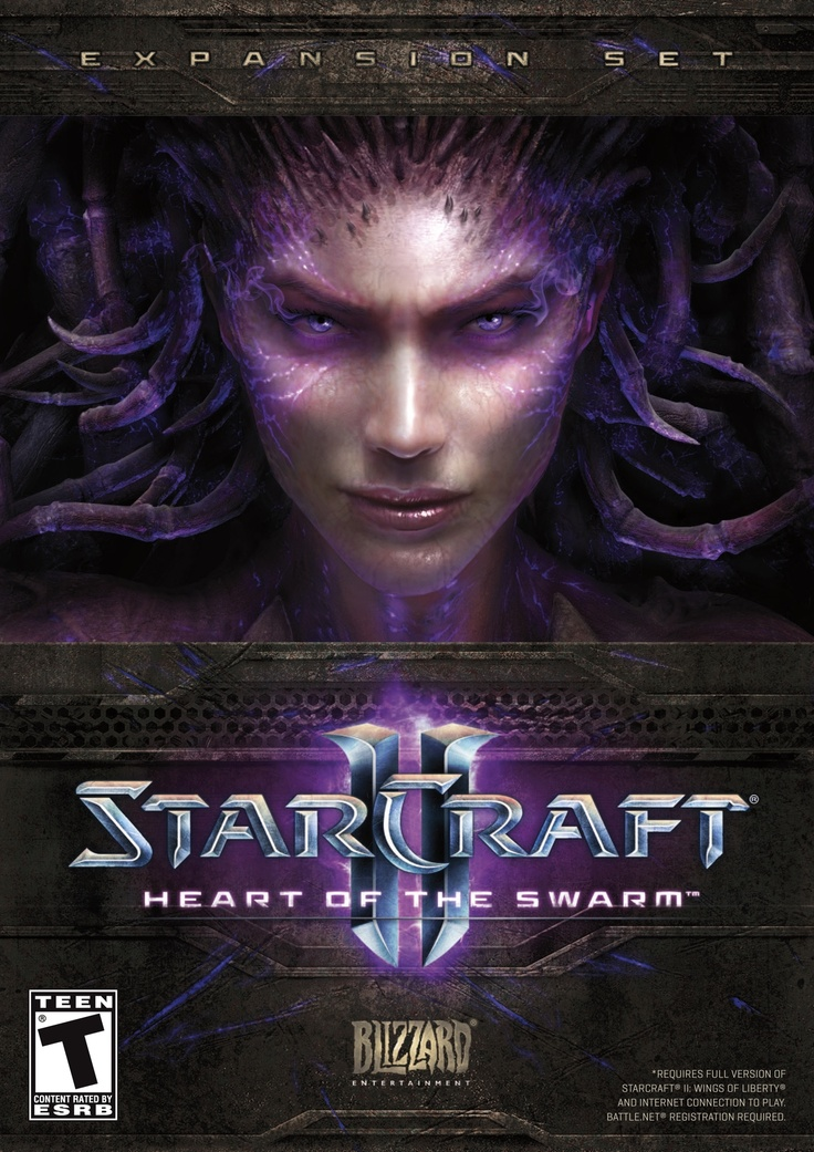 Starcraft 2: Heart of the Swarm, favorite current RTS game. A+.