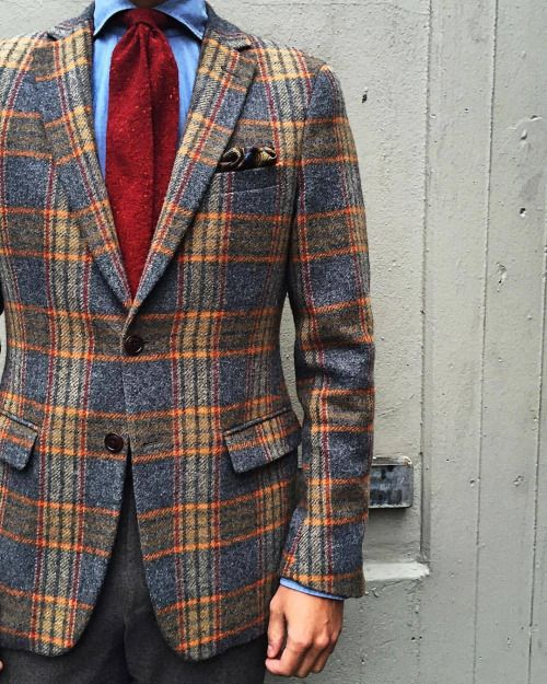 Men's Tie Inspiration #4 Follow MenStyle1.com...   MenStyle1- Men's Style Blog