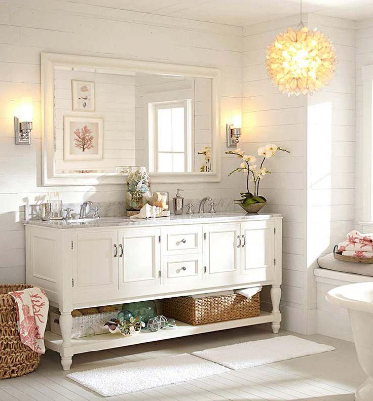 Pottery Barn Bathrooms Ideas 59 best pb - bathroom images on pinterest | bathroom ideas