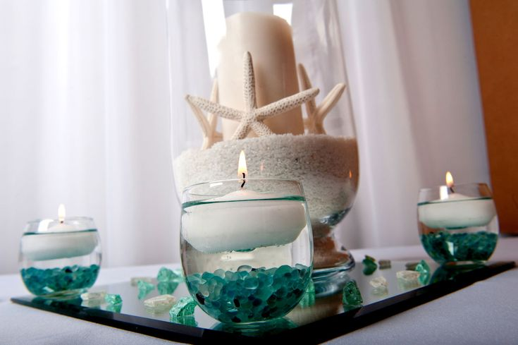 Nautical Table Centerpieces | Centerpieces Archives « Classy CoversClassy Covers