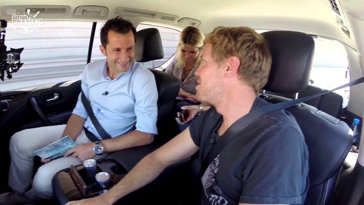 "Servus Brazzo: Sebastian Vettel und seine sexy Susi // Servus Brazzo! Brazzo trifft auf Formel 1 Weltmeister Sebastian Vettel. Der Red Bull Pilot über seine sexy Zicke ""Susi"". #ServusBrazzo #Brazzo #VETTEL #F1 #Formula1 #WM #Wm2014 #Weltmeister #WeltmeisterDeutschland #FifaWorldCup #FIFA #Brazil"