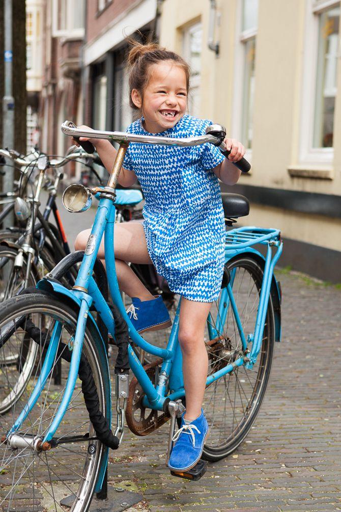 #regram @kindermodeblog LOVE LOVE LOVE this shoot :)) http://www.kindermodeblog.nl/2015/06/18/mooi-jurkje/ dress available @ waka-mono.com