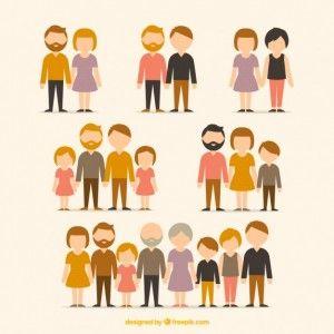 tipos de familia - Buscar con Google