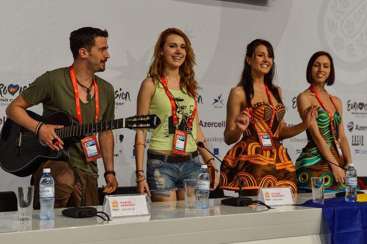 moldova eurovision saxophone 2010