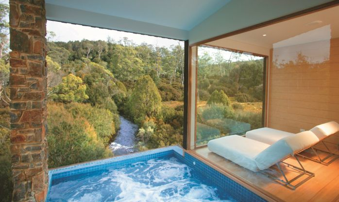 Peppers Cradle Mountain Lodge - Waldheim Spa