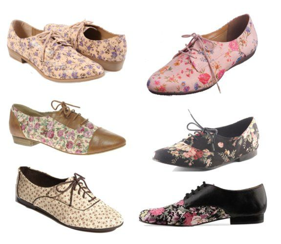 Sapatos Estilo Oxford Estampado Feminino - Pesquisa Google | MODA 2015 | Pinterest | Search And ...