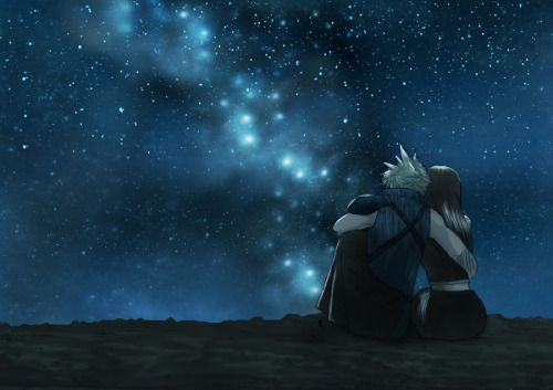 Final Fantasy VII - Cloud Strife x Tifa Lockhart - Cloti