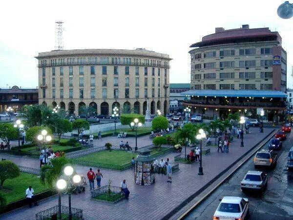 Centro de Tampico ,Tamaulipas México.