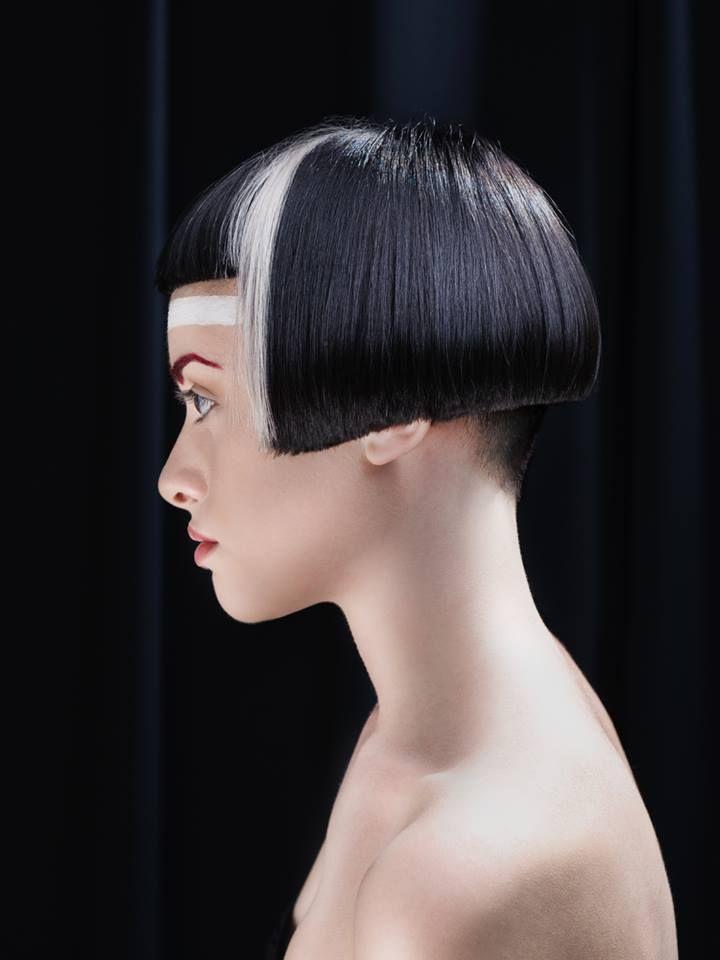 linee geometriche  hair_mua Serena Eden