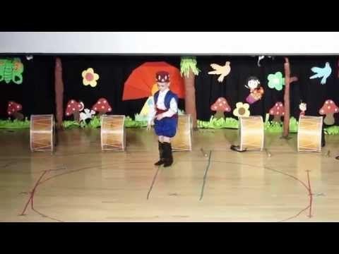 Çocuk Konağı Anaokulu Çalışkan Kalemler Sınıfı (6 Yaş) Zeybek | Gösteri - Müsamere TV