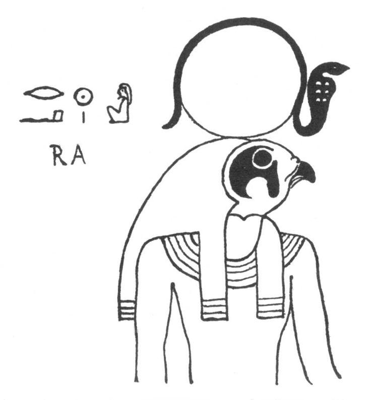 Hieroglyphics for RA | 5th grade Egyptian project | Pinterest