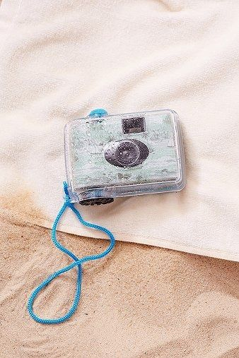 Jungle Underwater Disposable Camera | Home & Gifts | Music & Tech | Photography | Urban Outfitters