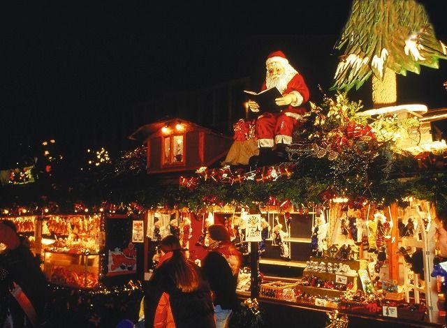 いつか行きたい!本場ドイツのクリスマスマーケット|MERY [メリー]