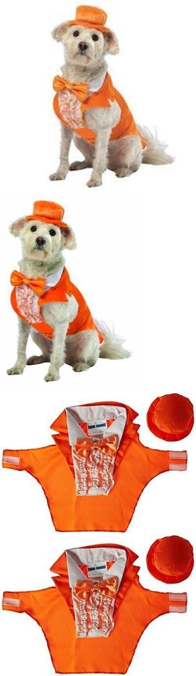 Costumes 52352: Dumb And Dumber Lloyd Tux Dog Costume - Orange -> BUY IT NOW ONLY: $30.05 on eBay!