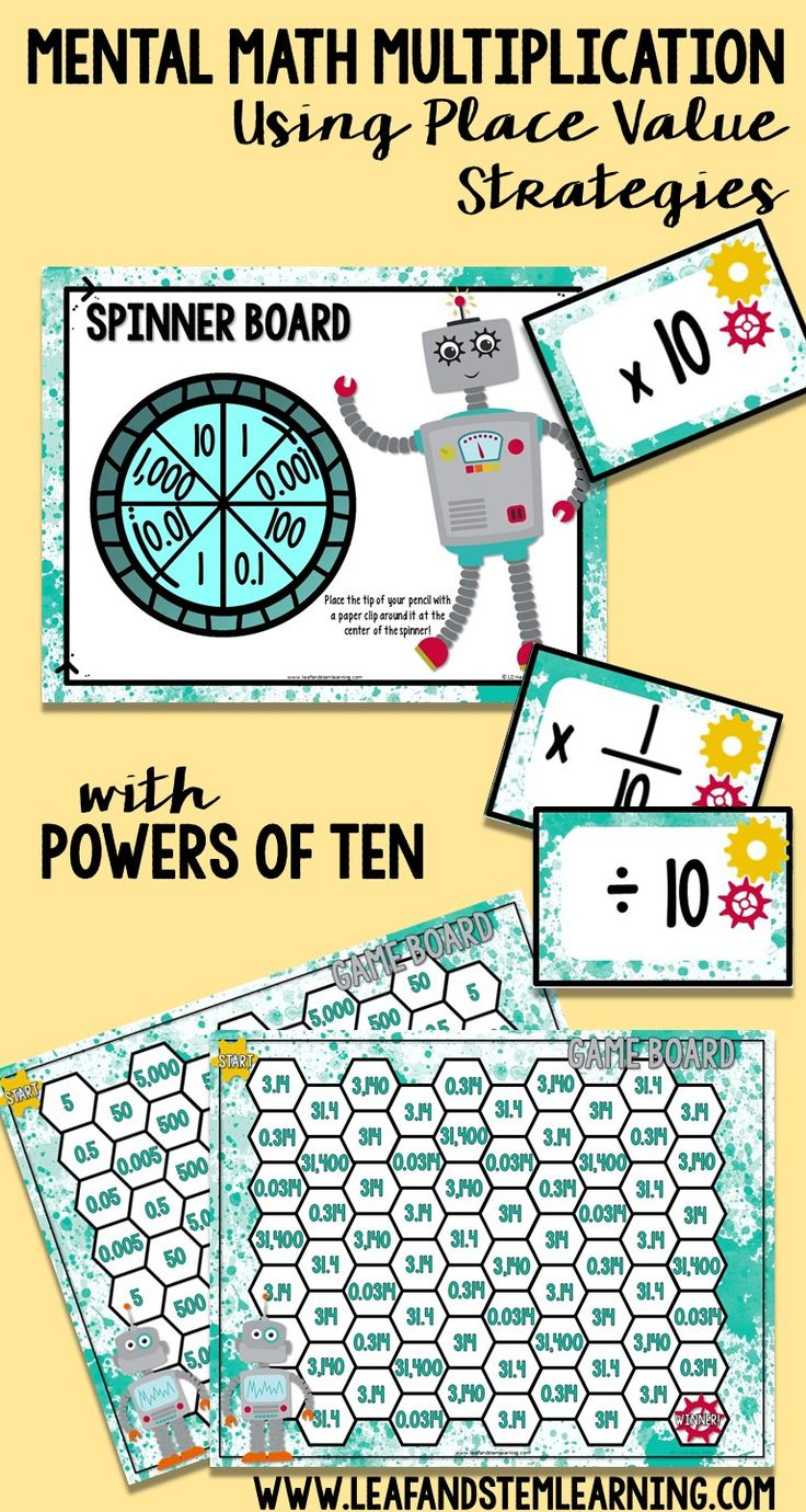 175 best Math images on Pinterest | Math centers, School and ...