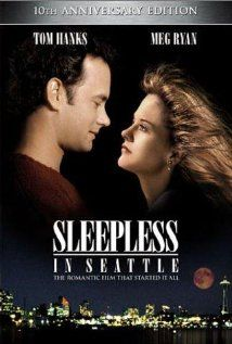 Sleepless in Seattle (One of best Romance Movies Ever) Stars:  Tom Hanks, Meg Ryan and Ross Malinger  #Sleepless #In #Seattle
