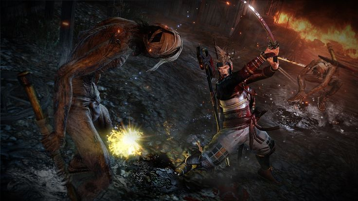 Alpha Demo Available Now for Team Ninja's Dark Souls-like Samurai RPG Nioh