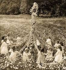 Beltane Magic: The 1st of May marks the ancient Celtic fire festival of Beltane, once honoured on the 5th of May, or the nearest full moon when the hawthorn is in blossom.