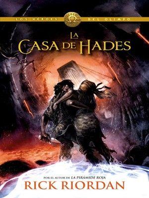 Cover image for La casa de Hades.