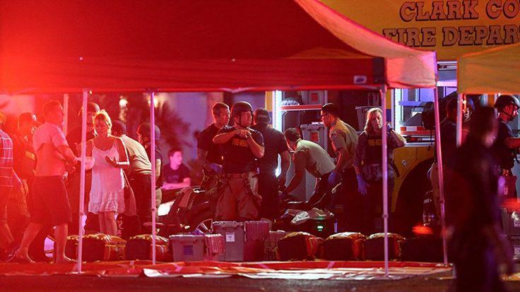 """ICYMI: Una mujer """"hispana"""" anticipó en pleno concierto de Las Vegas la masacre"""