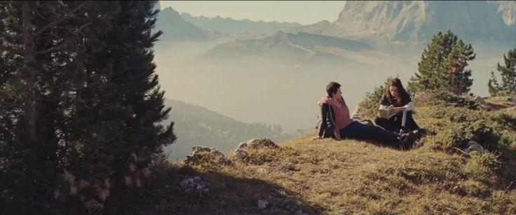 Clouds of Sils Maria (Olivier Assayas) with Juliette Binoche and Kristen Stewart