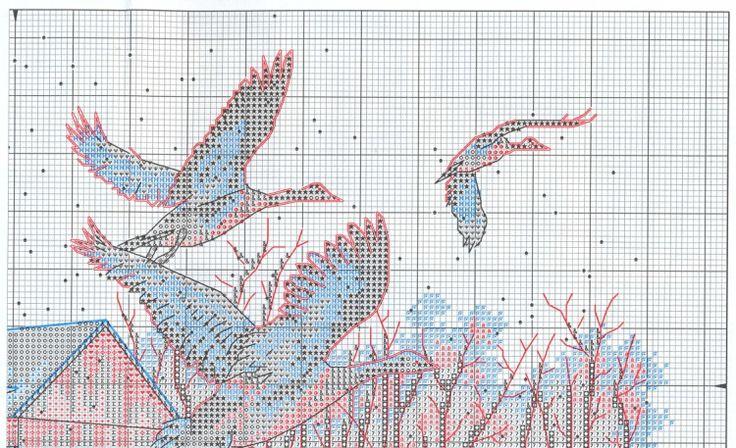 Winter Geese 4/7