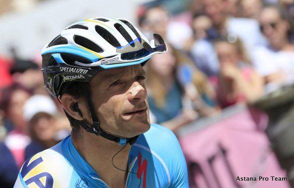 Michele Scarponi - Astana