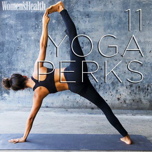 11 surprising perks of practicing #yoga! #zen #om