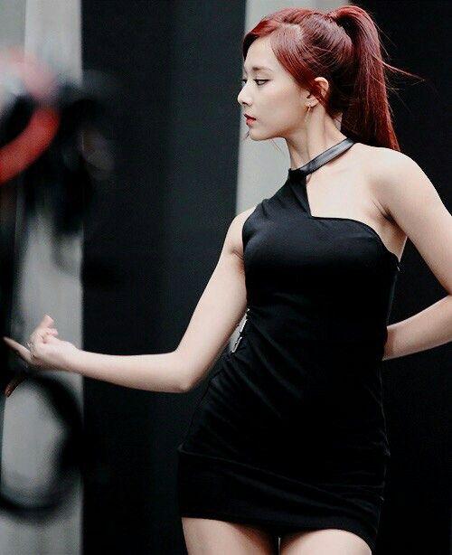 Tzuyu black dress similar to After School Nana