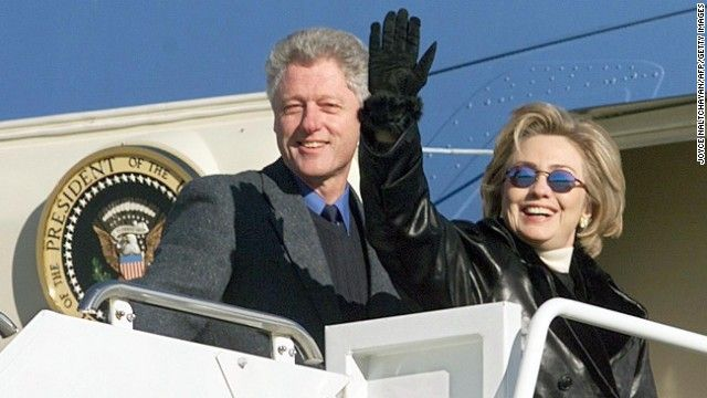 Documents reveal Hillary Clinton's private reaction to her husband's cheating scandal with Monica Lewinsky