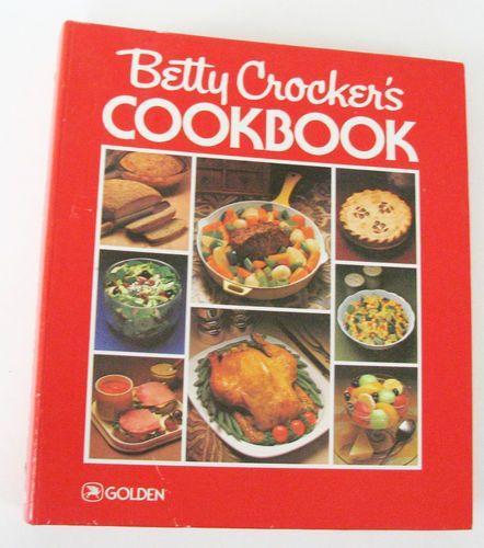 Betty Crocker Vintage Cookbooks 81
