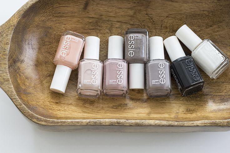 Beauty Closet // Spring Nail Polishes