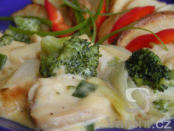 Zajímavá kombinace chutí a snadná příprava. Recept stojí za vyzkoušení.