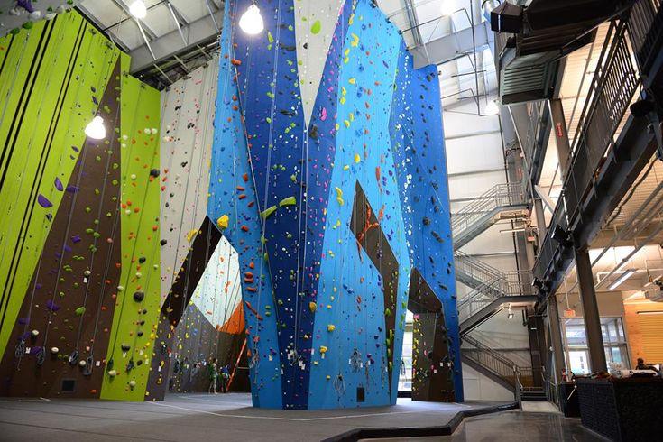 2014 Climbing Gyms Trends Indoor Climbing Climbing Gym Climbing