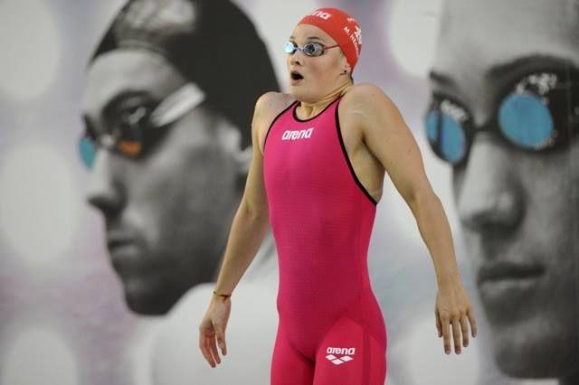 Mélanie Henique #Chartres2014 #TeamArena - Sports et équipements - Natation - Arena
