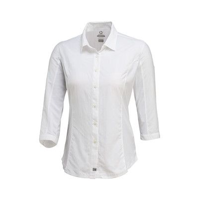 Merrell Women's Claire Button Up 3/4 Shirt
