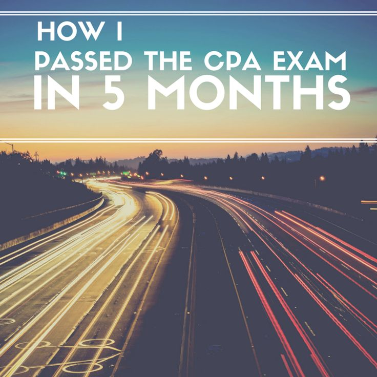 Chris Kishel says that if he can do it, anyone can! See how he passed the CPA Exam in 5 months, including what his study methods were and how Roger CPA Review helped him achieve success.