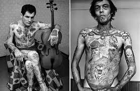 Resultado de imagen para traditional russian tattoos