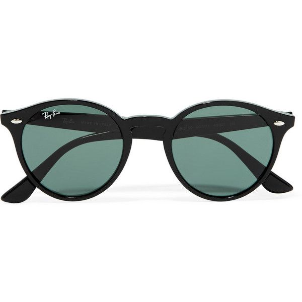 buy ray ban glasses frames online  ray ban round frame acetate sunglasses found on polyvore featuring accessories, eyewear,