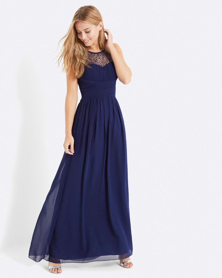 Embellished Maxi Dress by Little Mistress Online   THE ICONIC   Australia