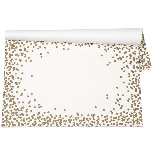 Kitchen Papers Confetti Placemats