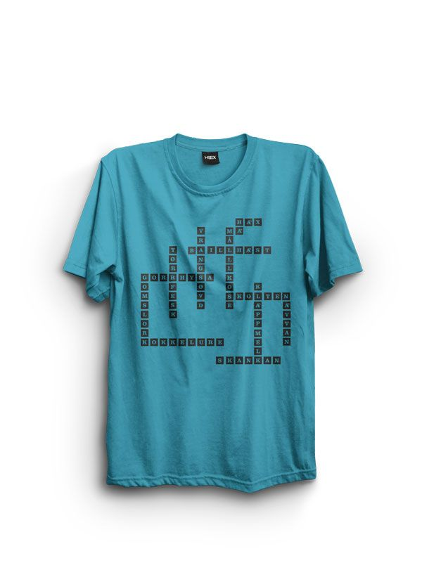 Nordnorsk scrabble #heksekunst #hæx #kul #arctic #northernnorway #t-shirt