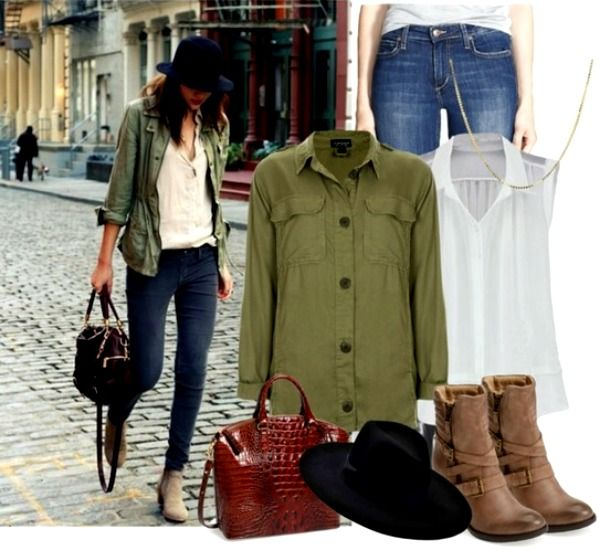 The perfect outfit for a quick weekend jaunt to a nice mild destination such as Los Angeles or Barcelona!