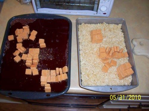 Demonstrating Earthquake Effects Using Jell-O and Rice Krispy Treats   Geological Lesson     The effects that earthquakes have on the groun...