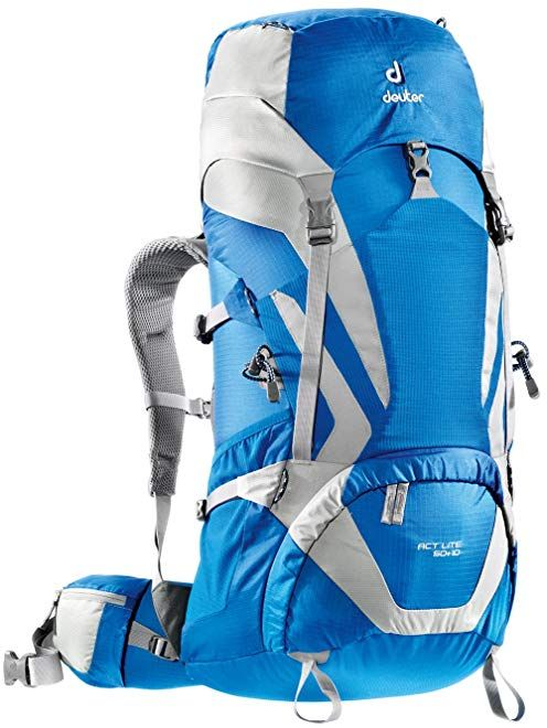 a6a8123a949 Deuter Act Lite 50 10 Hiking Backpack - Discontinued Review ...