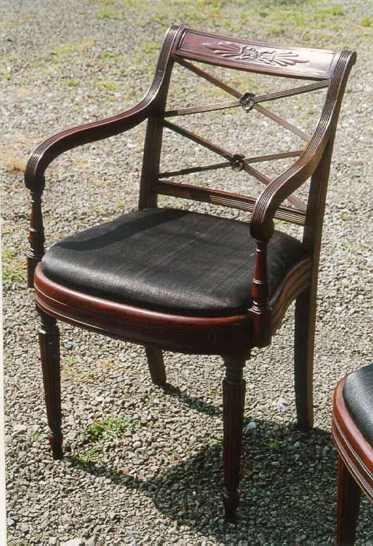 duncan phyfe regency chair | Furniture | Pinterest ...